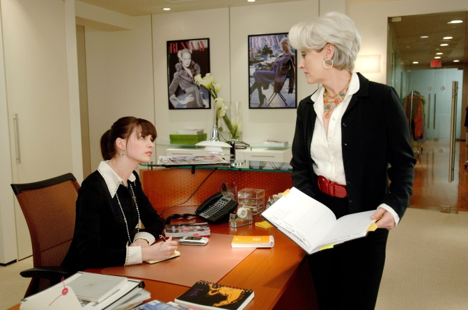 Film Title: The Devil Wears Prada