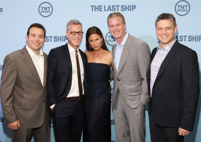 THE LAST SHIP Screening in DC