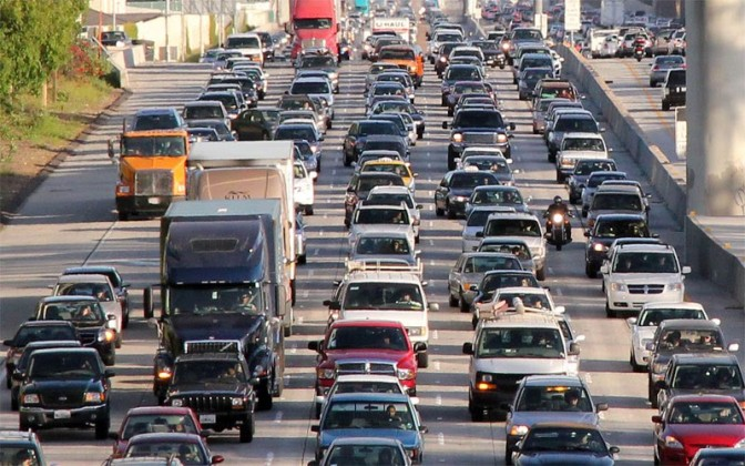 My Favorite L.A. Traffic Apps